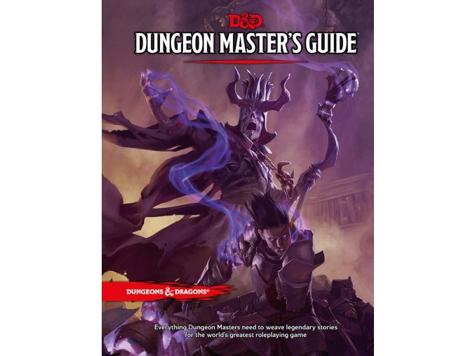 Dungeons and Dragons 5e Dungeon Masters Guide
