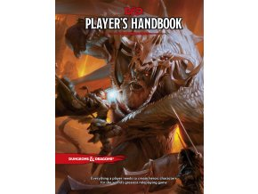 Dungeons and Dragons 5e Players Handbook