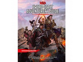 Dungeons and Dragons 5e Sword Coast Adventure Guide