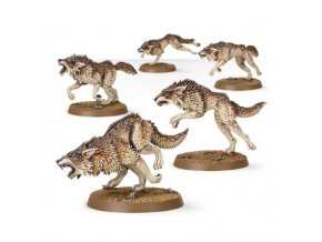 Space Wolves Fenrisian Wolf Pack